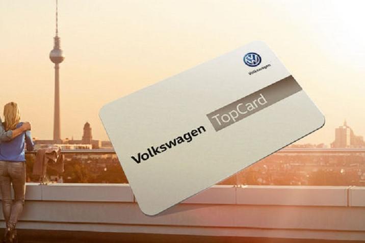 VW TopCard